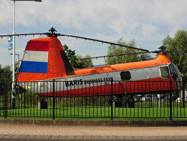 Baris Business Park, Rotterdam