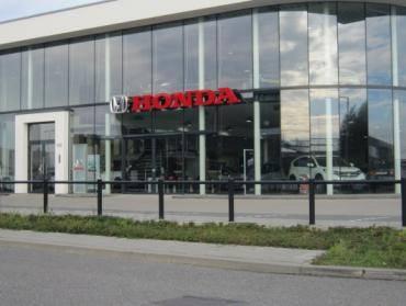 Honda Verhagen, Rotterdam