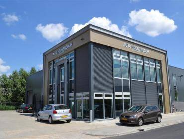 Auto Hoogenboom schade service, Rotterdam